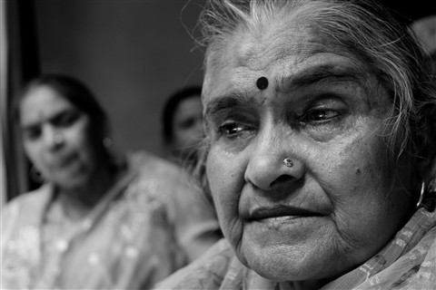 Mother @ Her Daughter Marriage
