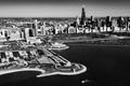 chicago aerial 2012