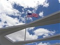USS Arizona Flag