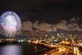Fireworks festival in Montreal