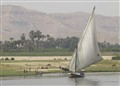 Luxor - Felucca near the Riverbank 5