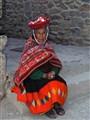 Andenean woman