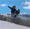 Extreme snow kid