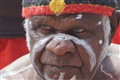 Aboriginal man from Sydney