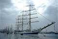 """The Russian Sail Ship """"MIR"""""""