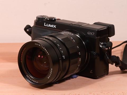 Panasonic GX7 & Voigtländer Nokton 17.5mm f0.95