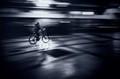 Night biker