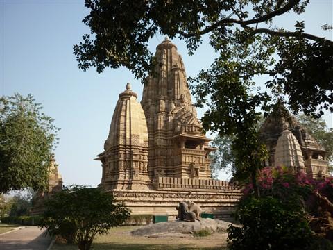 World Heritage: Khajuraho Temple,MP,India