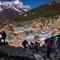 The Sherpa's Capital - Namche Bazaar 3,440m - Nepal - Everest Base Camp - April 2017