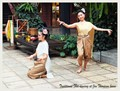 Traditional Thai dancing at Jim Thompson house, Bangkok