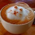 My favorite cappuccino coffee decoration