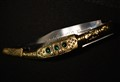 Classic spanish pocket knife, 18th century (replica)