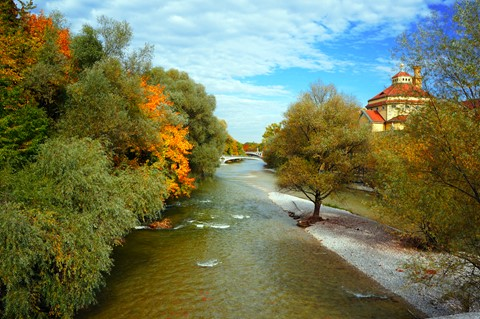 River in Bavaria