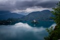 Bled Lake, Slovenija