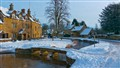 Lower Slaughter - Christmas in the Cotswolds