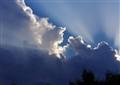 After the Storm Cloud Art