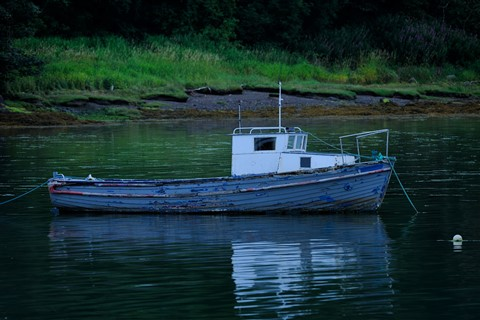 Fishing Boat at Montrose