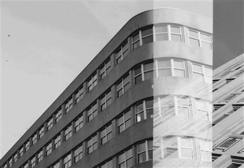 Facade Mashup by Konica Auto-Reflex