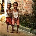 Duplicity in poverty