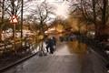 A deeper flood than normal