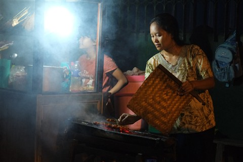 Satay Chef