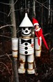 Elf on the Shelf and the Tin Man