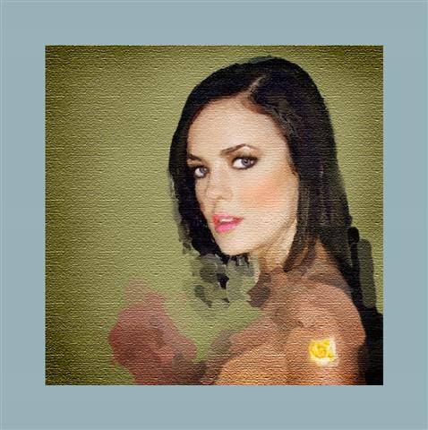 ss portrait painting