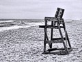 Lifeguard Chair - Long Beach Island NJ