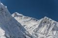 Manaslu summit, Himalayas, Nepal