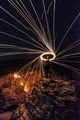 Light Painting with Steelwool