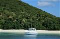 Nice Boat Near Palomino Island