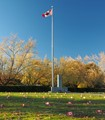 Korean War Veterans Memorial, Mountain View Cemetery, Vancouver BC