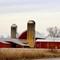 Barn on West Creek  Rd in Flemingville, NY
