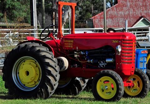 Canowinda Tractor.
