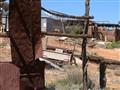 Abandoned Opal Miners' Houses