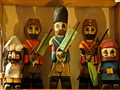 Wooden Soldiers, Moena, Italy