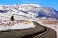 Mono Lake Road