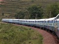 Train tail
