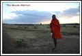 The Maasai Warrior