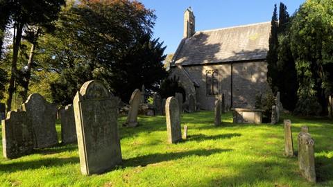 Knarsdale Churchyard
