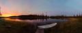solnedgangen ved Elgstølen v2