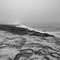 Fog and waves in B&W
