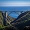 Bixby Bridge: OLYMPUS DIGITAL CAMERA