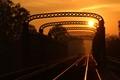 Sun down the tracks 3
