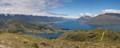 Lake Wakatipu from Queenstown Hill