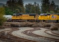 Triple S on this capture in Fremont, CA rail yard.