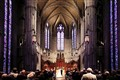 Wedding at Heinz Chapel
