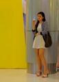 Bangkok girl in Terminal 21 Mall