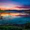 Dawn at Tuyen Lam Lake, Da Lat