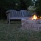Zach 16th Birthday Lake 346 firepit by Pedro good